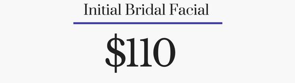 Bridal Facial