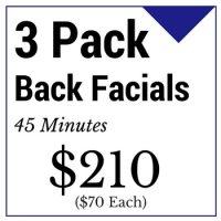 Back Facials