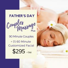 Couples Massage Plus