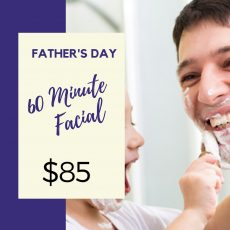 Father's Day Facial