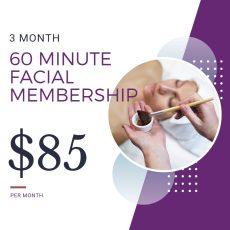 Facial Savings