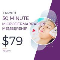 Microdermabrasion Membership