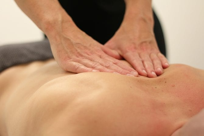 Experiencing Soreness After A Massage?