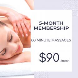 Massage Membeship Hoboken