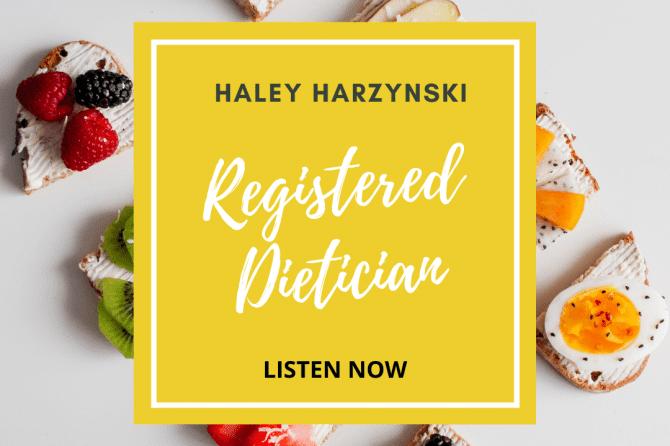 Haley Harzynski, RDN