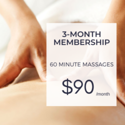 Massage Savings